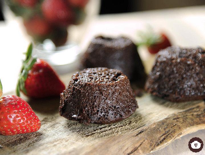 Flan de Chocolate para diabéticos