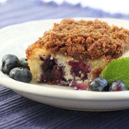 Blueberry buckley