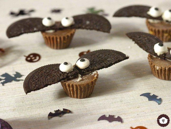 Vampiros de chocolate