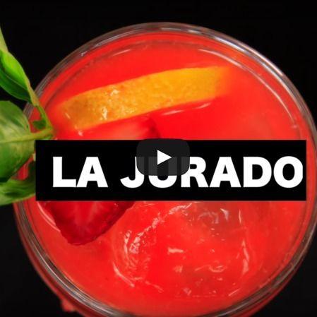 Cocktail con tequila y frangelico