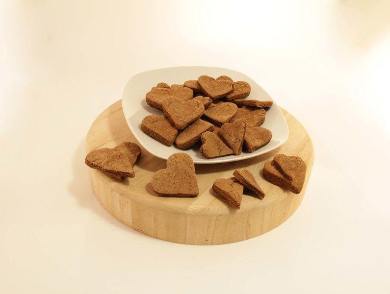 Carob Crunch para mascotas
