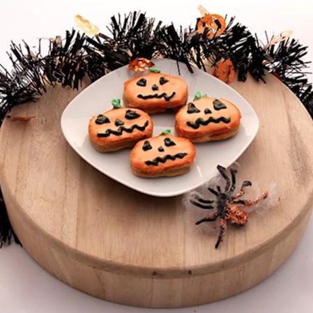 Galletas de Halloween para Mascotas