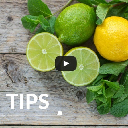 Tips de cocina ¿Cómo aprovechar el jugo de limón?