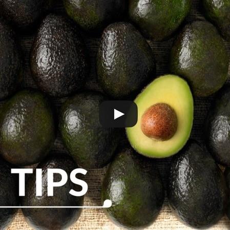 Tips de cocina ¿Cómo madurar un aguacate?