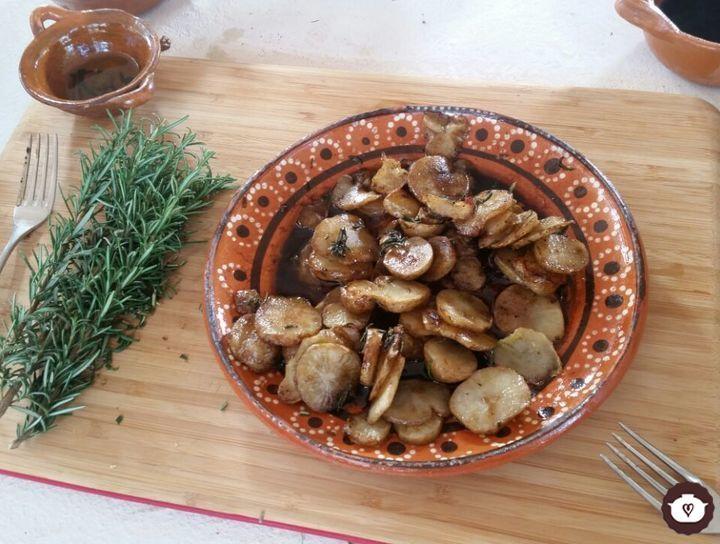 Alcachofas de Jerusalen