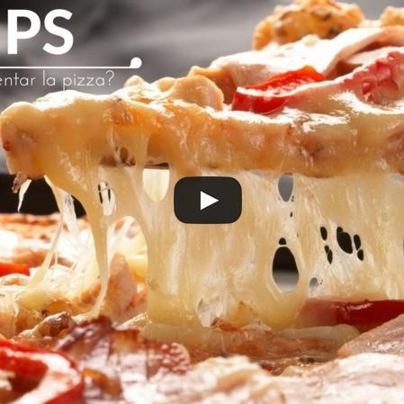 Tips de cocina ¿Cómo calentar una pizza?
