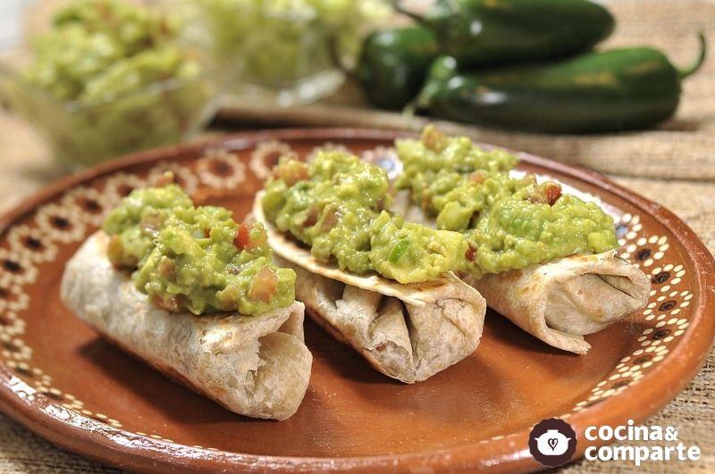 Burritos norteños