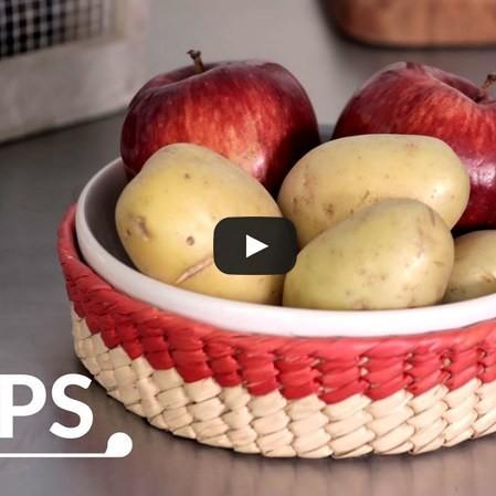 Tips de Cocina - ¿Cómo mantener las papas en buen estado?