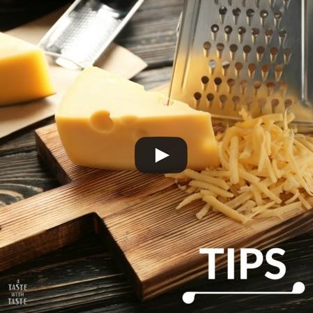 Tips de cocina - Rallar queso como un experto
