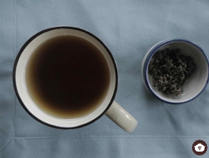Infusión de hinojo para la menopausia y dolores menstruales
