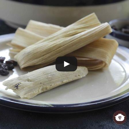 Tamales de dulce tradicionales