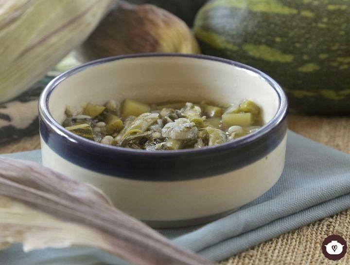 Sopa de milpa