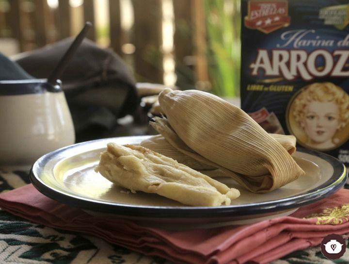 Tamales de cajeta
