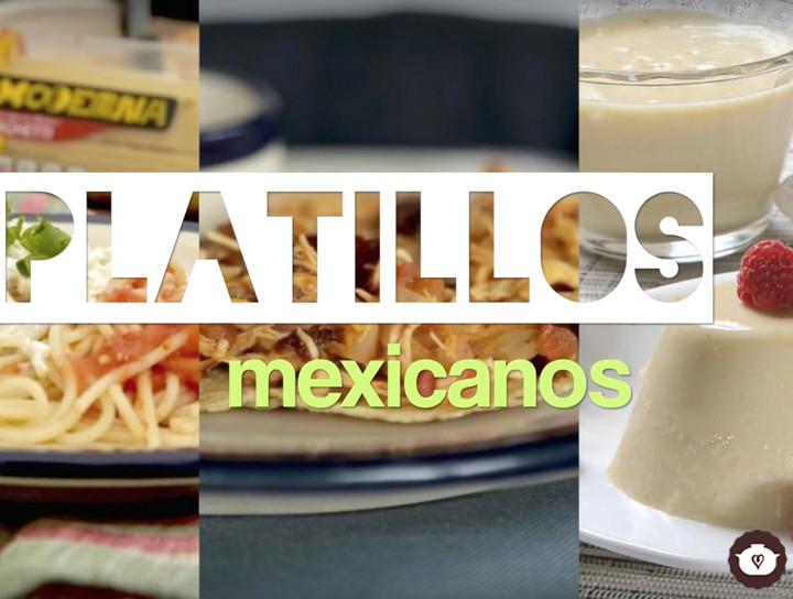 Menú del día mexicano