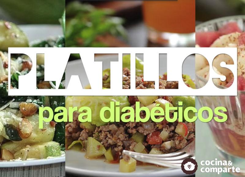 plan de comidas imprimible para diabetes tipo 2