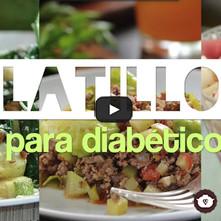 Menú del día para diabéticos