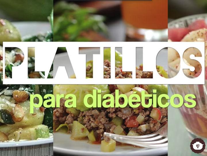 diabetes cocinar alimentos