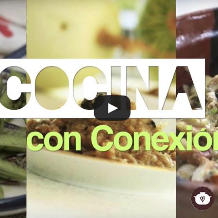 Recetas de Cocina con Conexión