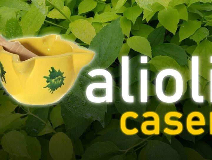 Alioli Casero