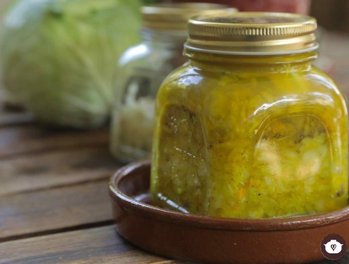 Sauerkraut, chukrut o col fermentada