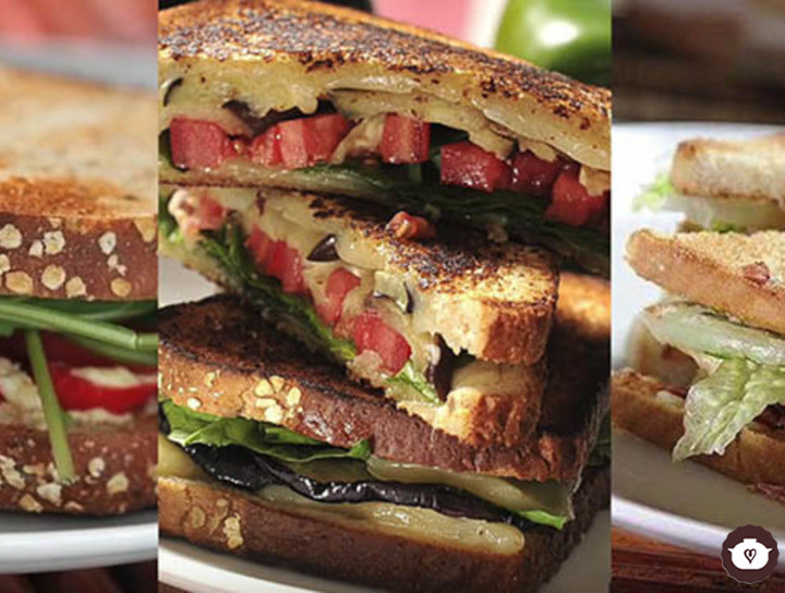 Sandwiches de Domingo