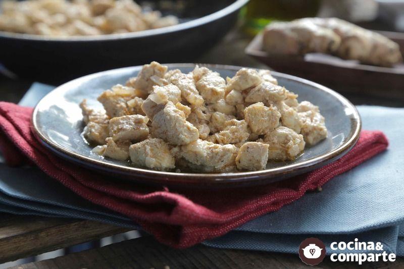 Pollo Calcuta