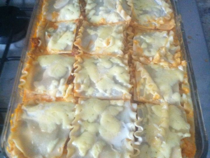 Lasagna culichi