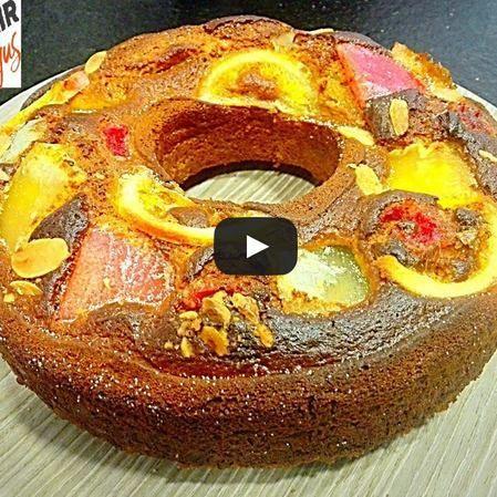 Roscón de Reyes con horchata de chufa
