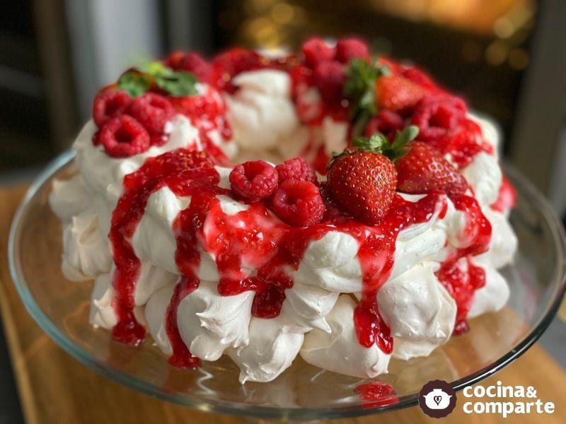 Rosca de merengue