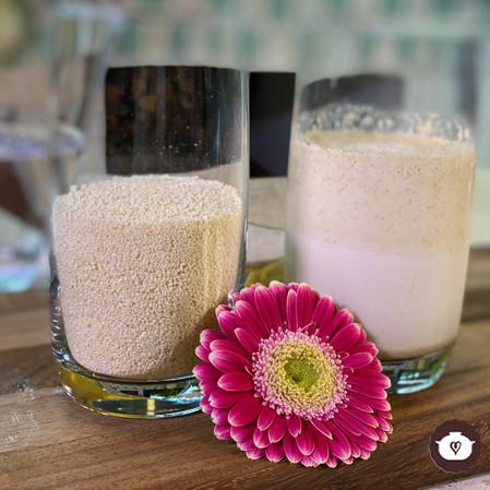 Palomitas con leche