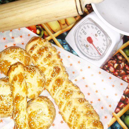 Pan tradicional de nata