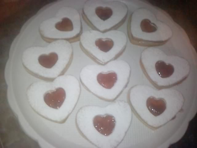 Galletas de mermelada
