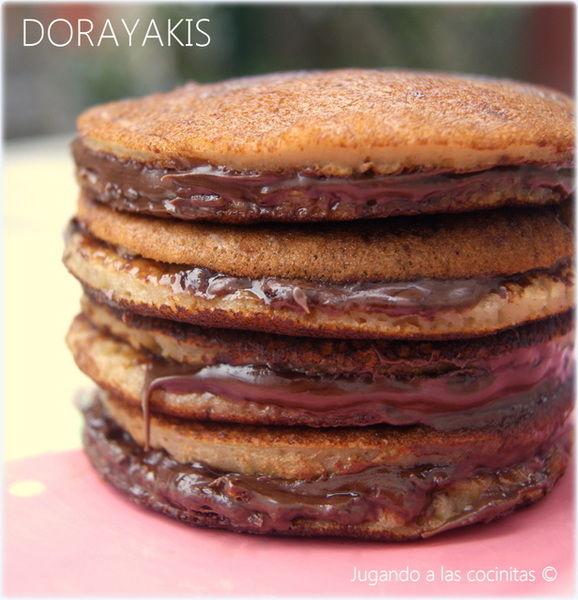 DORAYAKIS de Doreamon