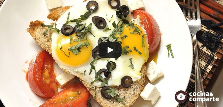 Huevos mediterráneos