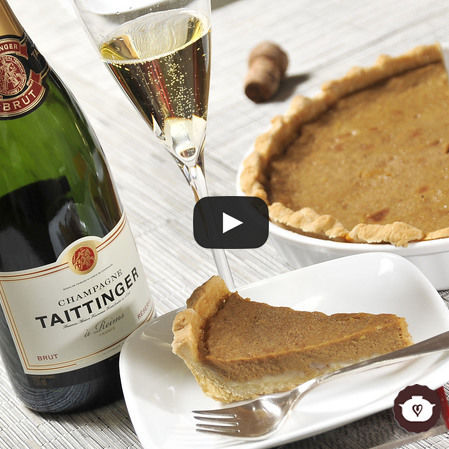 Taittinger Brut Reserve - Pinot Noir, Chardonnay, Pinot Meunier