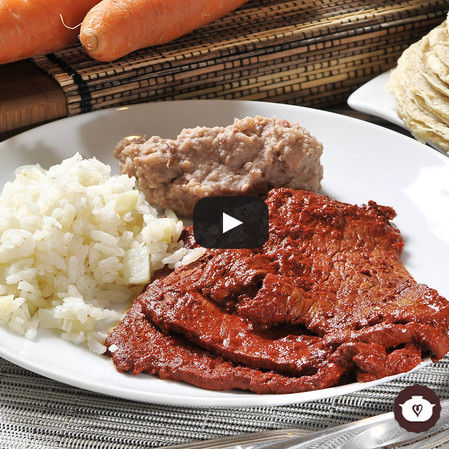 Carne enchilada