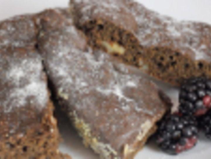 Brownie bajo en calorías