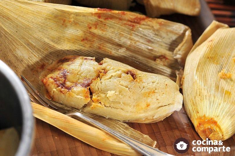 Tamales de bola
