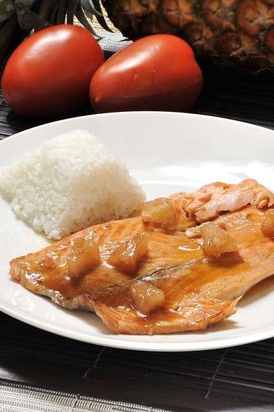 Servir calientes bañados en su salsa.