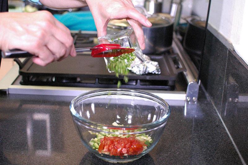 Añadir chile picado.