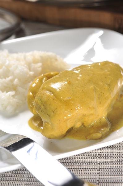 Servir acompañado de arroz blanco.