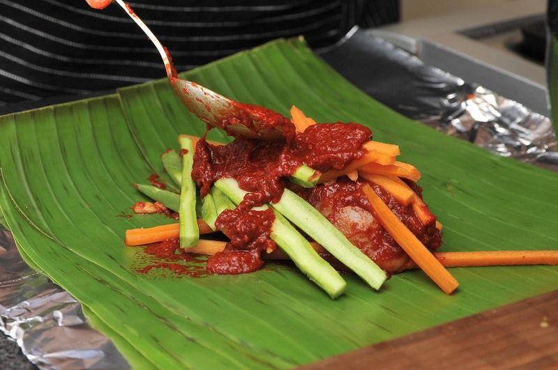 Receta Mixiotes de pollo con nopales | CyC
