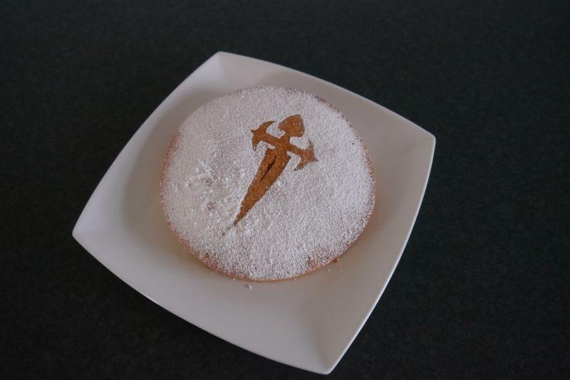 Deliciosa Tarta de Santiago, no te la puedes perder!