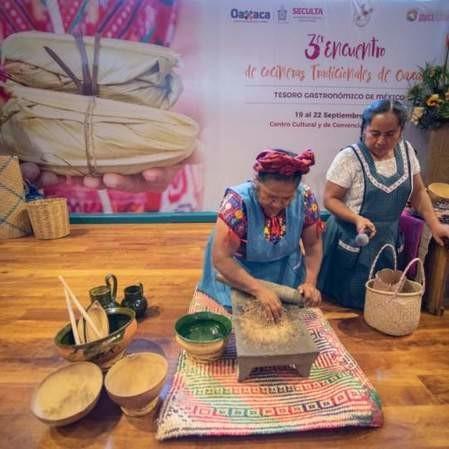 Cocineras de Oaxaca