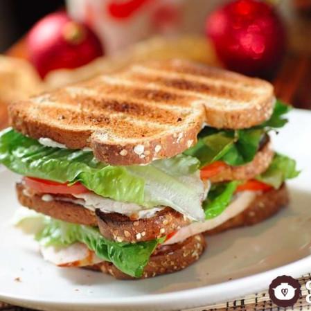 sandwich pavo